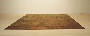 "Il quadernaccio di Sam Weller (n. 4): ""I love you"" di Virginia Ryan e ""Senza titolo"" di Carl Andre"