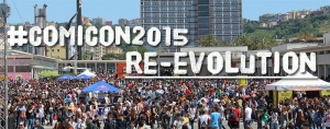 #comicon2015: re-evolution